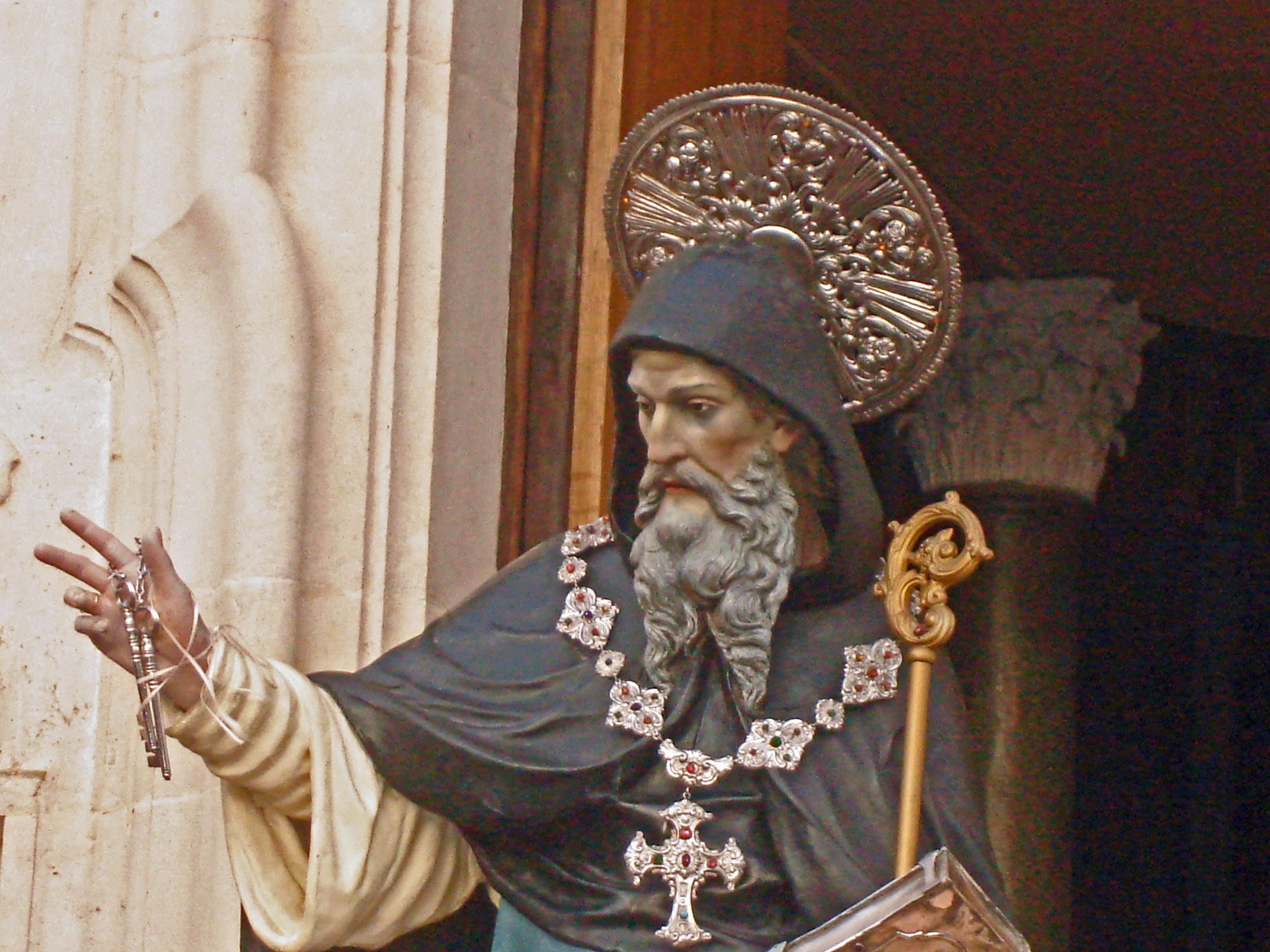 Христианский аскет не кончал 38 лет 12 фотография