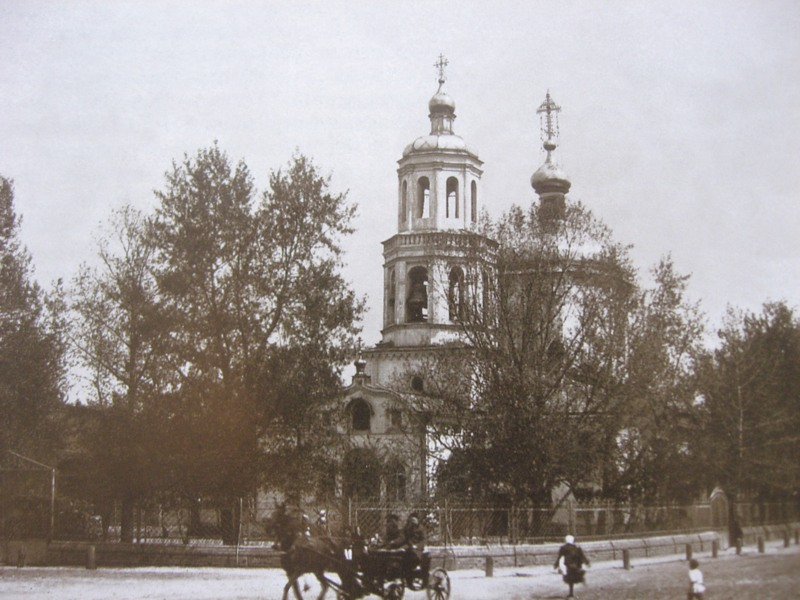 Tihvin_church_kazan Новокрещены из татар Православие Татарстан